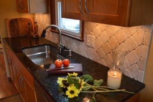 Granite countertops are still popular and add to a home's value.